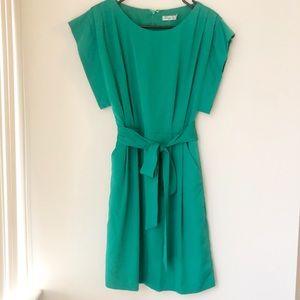 Eliza J Emerald Green Midi Dress